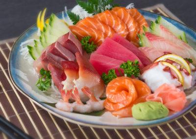 Sashimi (26 pcs)
