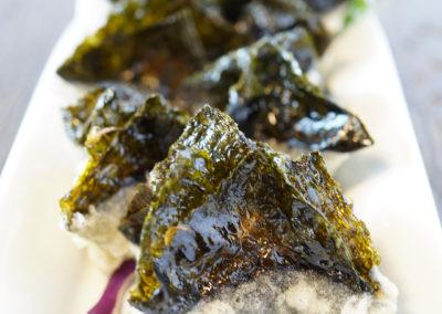 Seaweed Dumpling